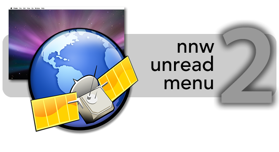 nnw unread menu logo